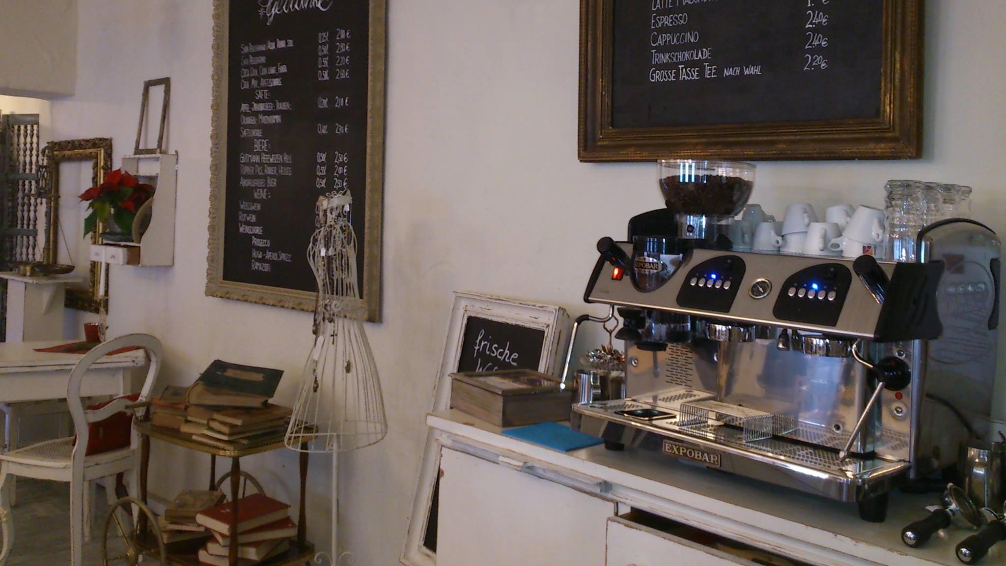 Cafe Einzigartig Rothenburg