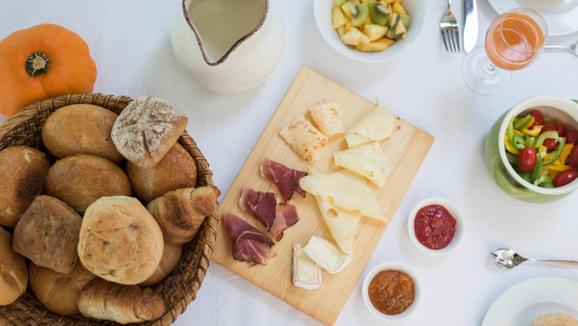 Brotzeit süß und pikant in Franken Nahe Ansbach