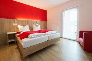 Schöne Doppelzimmer und Appartements nahe Ansbach