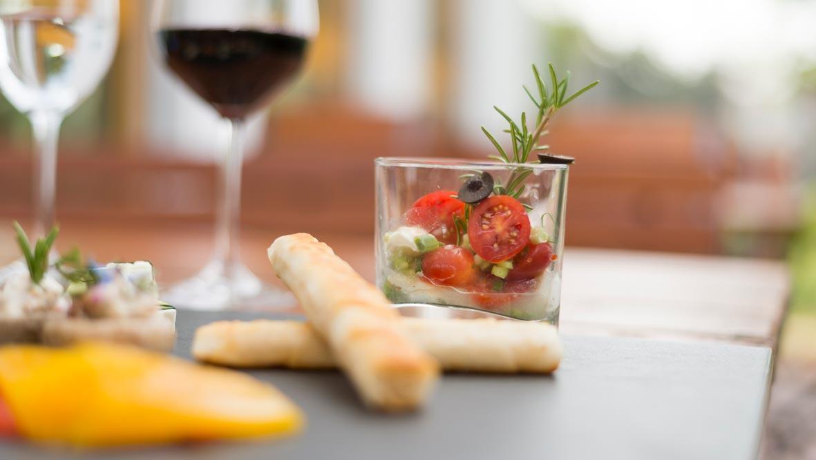 Italienisch inspirierte Köstlichkeiten